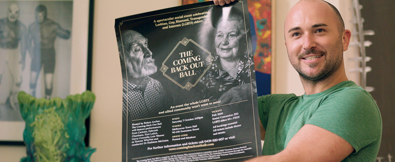 MIFF CLOSING NIGHT GALA - THE COMING BACK OUT BALL MOVIE