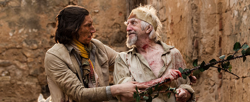 A Sisyphean Determination: On Terry Gilliam's struggle with The Man Who Killed Don Quixote