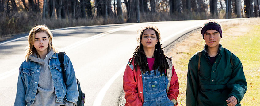 The Miseducation of Cameron Post, Four Ways