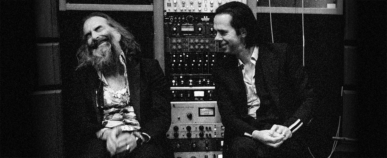 The Film Music of Nick Cave and Warren Ellis