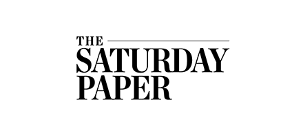 The Saturday Paper