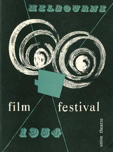 MIFF Poster 1954
