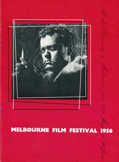 MIFF Poster 1956