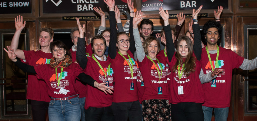 Meet the MIFF Volunteers