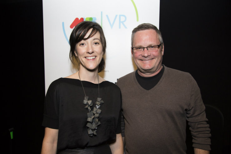MIFF Talking Pictures Podcast | Eric Darnell: Virtual Reality and Storytelling