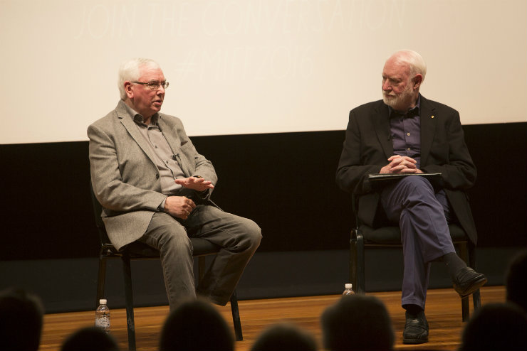 MIFF Talking Pictures Podcast: In Conversation with Terence Davies
