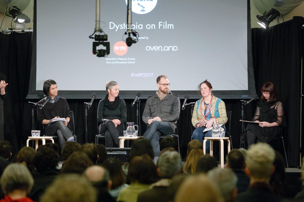 photo of MIFF 2017 panel