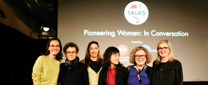 MIFF Talks Podcast: Pioneering Women