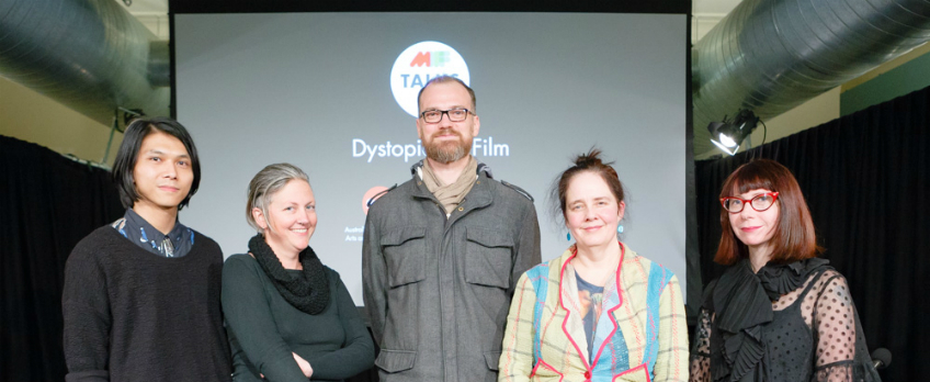MIFF Talks Podcast: Dystopia on Film